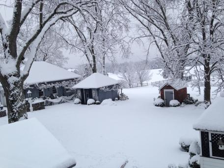 winter on CRF